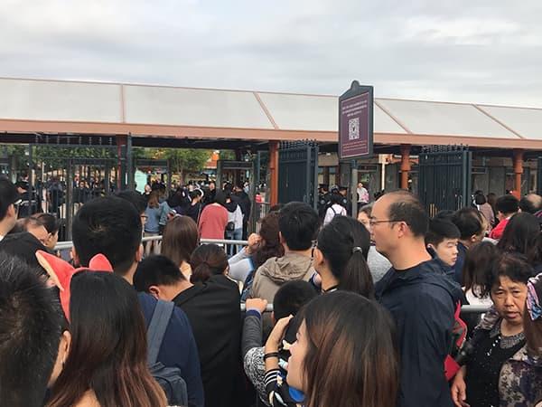 上海へ行った話2【ディズニーランド編】|諸事情ありまして