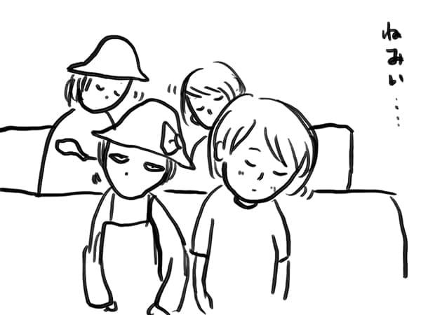 シーチャン島へ行った話ーその1|全員寝てしまった