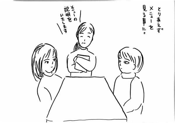 メニュー説明1